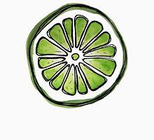 lime slice watercolor Unisex T-Shirt