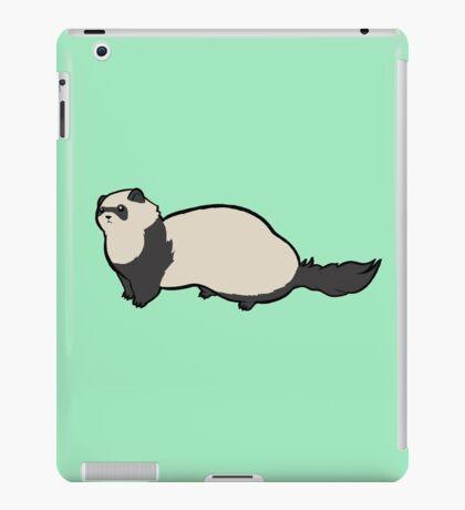 Cute Ferret iPad Case/Skin