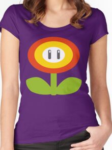 Hot and cool  Women's Fitted Scoop T-Shirt
