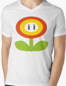 Hot and cool  Mens V-Neck T-Shirt