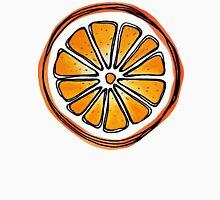 Orange Slice Watercolor Unisex T-Shirt