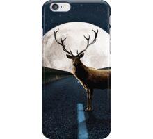 Deer in Headlights iPhone Case/Skin