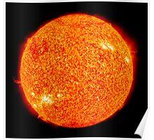 The Sun | Infinity Symbol | Fresh Universe Poster
