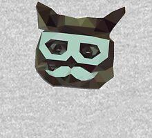 Dubstep cat poly Unisex T-Shirt