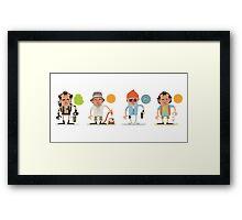 Murrays - Series 1 Framed Print