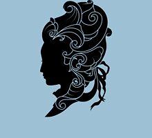 Rococo Silhouette: Madame Unisex T-Shirt