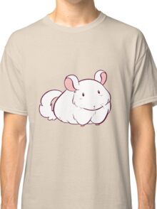 White Chinchilla Classic T-Shirt