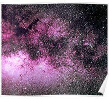 Scorpius [Pink] | Infinity Symbol | Fresh Universe Poster