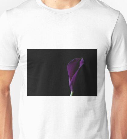 The Calla Purple 1 Unisex T-Shirt
