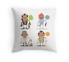 Murrays - Series 1 Throw Pillow