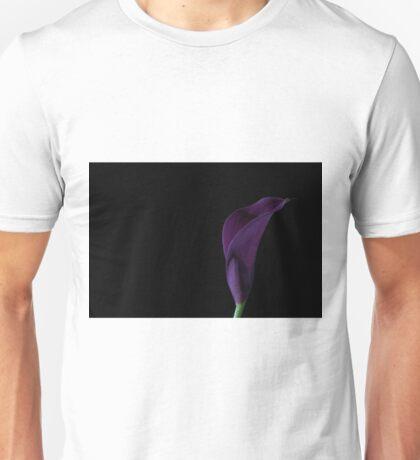 The Calla Purple 2 Unisex T-Shirt