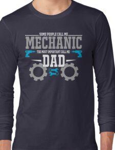 best gift for mechanic Long Sleeve T-Shirt