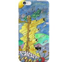 Chips Voyage iPhone Case/Skin