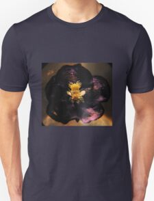 Purple Flower Unisex T-Shirt