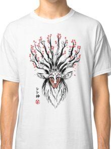 The Deer God sumi-e Classic T-Shirt