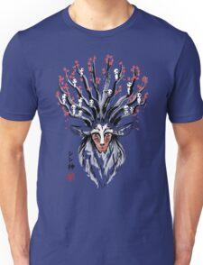 The Deer God sumi-e Unisex T-Shirt