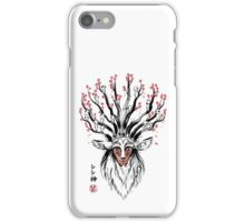 The Deer God sumi-e iPhone Case/Skin
