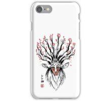 The Deer God sumi-e iPhone Case/Skin