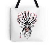The Deer God sumi-e Tote Bag