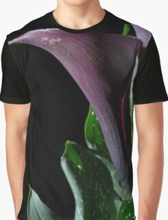 The Calla Purple 4 Graphic T-Shirt