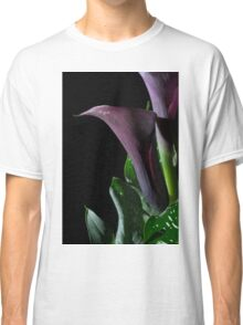 The Calla Purple 4 Classic T-Shirt