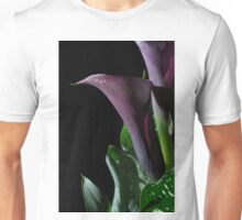The Calla Purple 4 Unisex T-Shirt