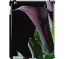 The Calla Purple 4 iPad Case/Skin
