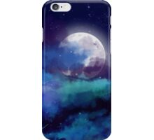 moonlight iPhone Case/Skin
