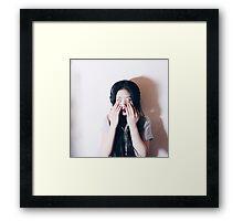 Teenagers Pt. 1 Framed Print