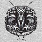 Aztec Ant 2 by Tom Godfrey