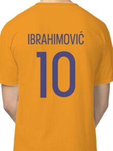 Ibrahimovic Sweden Classic T-Shirt