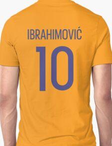 Ibrahimovic Sweden Unisex T-Shirt