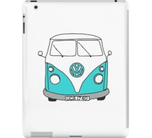CAMPER VAN tumblr merch! iPad Case/Skin