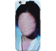 Stories iPhone Case/Skin