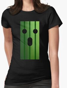 Cactuar Final Fantasy XIII Womens Fitted T-Shirt