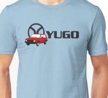 YUGO - WORST CAR IN HISTORY Unisex T-Shirt
