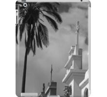 Ecuadorian Cemetery iPad Case/Skin