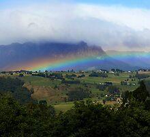 Mt. Roland - Tasmania by Josie Jackson
