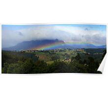 Mt. Roland - Tasmania Poster