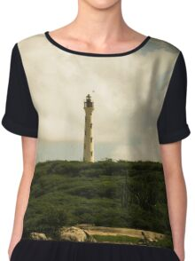 Lighthouse Women's Chiffon Top