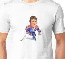 Wayne Gretzky Edmonton Oilers Unisex T-Shirt