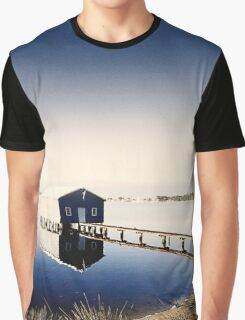 Matilda Bay Boat Shed Graphic T-Shirt