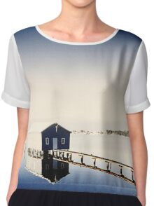 Matilda Bay Boat Shed Chiffon Top
