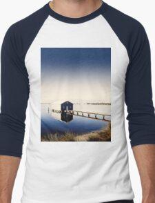 Matilda Bay Boat Shed Men's Baseball ¾ T-Shirt
