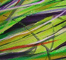 Abstract 1 Digitally Enhanced 3  by Heatherian by Heatherian