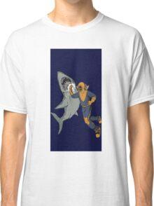 Shark Punch Classic T-Shirt