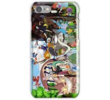 Studio Ghibli Characters 2 iPhone Case/Skin