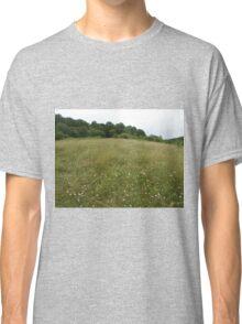 Flower field Classic T-Shirt