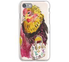 Eagle Bag Art iPhone Case/Skin