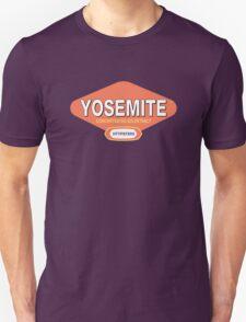 OSX Yosemite parody. T-Shirt